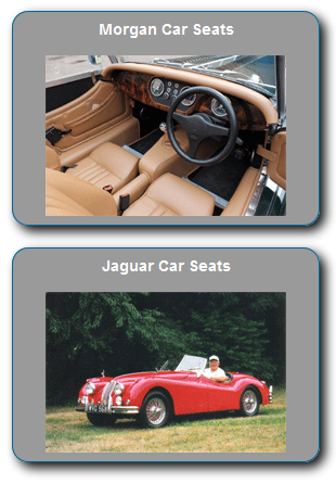 Classic Cars Seat Covers