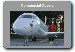 Flexitec Commercial Aircraft Covers